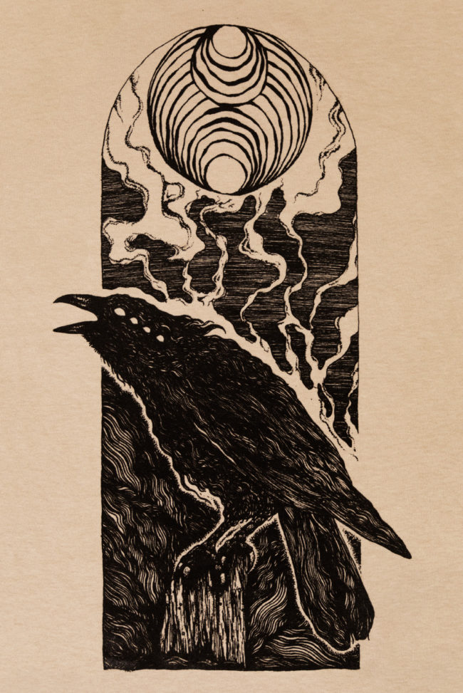 Stampa in serigrafia con disegno personalizzato per progetti di Vitagrama. Stampa serigrafica a Ceccano, Frosinone.