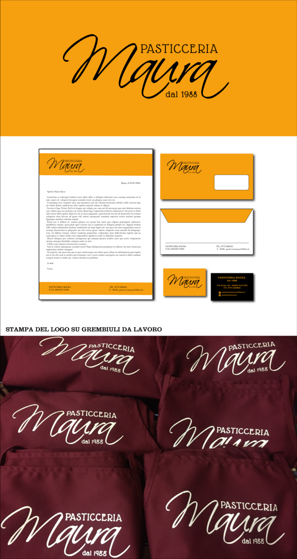 Progettazione grafica di Vitagrama. Creazione immagine coordinata e logo a Ceccano, Frosinone.