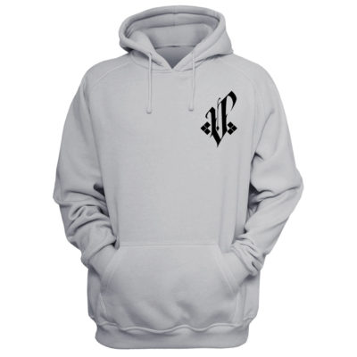 warios black hoodie