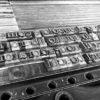 Zarathustra composizione tipografica