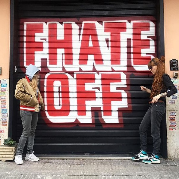 fhate off